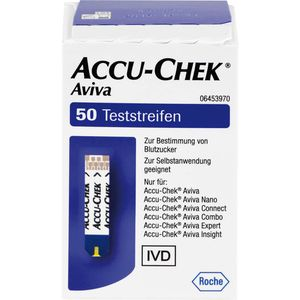 ACCU-CHEK Aviva Teststreifen Plasma
