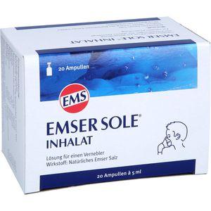 EMSER Sole Inhalat Lösung f.e.Vernebler