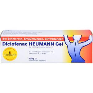 DICLOFENAC Heumann Gel