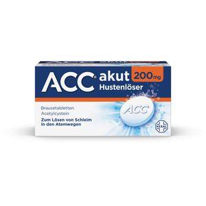 ACC akut 200 Brausetabletten