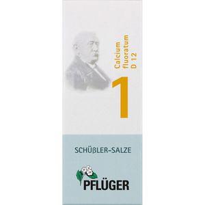 BIOCHEMIE Pflüger 1 Calcium fluoratum D 12 Tabl.