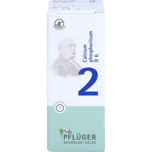 BIOCHEMIE Pflüger 2 Calcium phosphoricum D 6 Tabl.