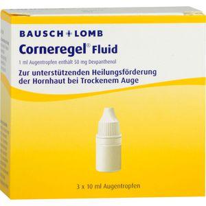 CORNEREGEL Fluid Augentropfen