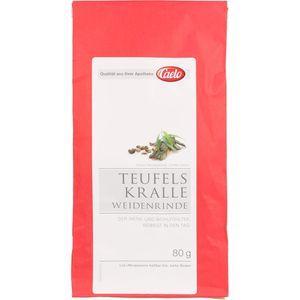 TEUFELSKRALLE WEIDENRINDE Tee Caelo HV-Packung
