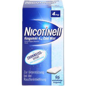 NICOTINELL Kaugummi Cool Mint 4 mg