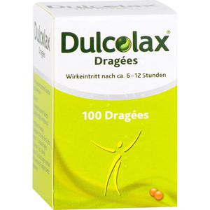 DULCOLAX Dragees magensaftresistente Tabl.Dose