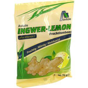 INGWER LEMON Bonbons+Vitamin C