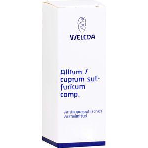 ALLIUM/CUPRUM sulfuricum comp.Mischung