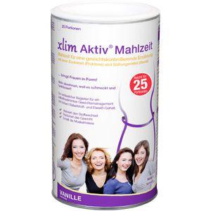 XLIM Aktiv Mahlzeit Vanille Pulver