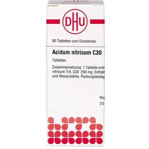 ACIDUM NITRICUM C 30 Tabletten