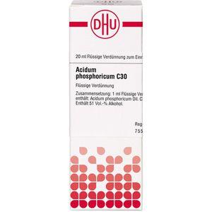 ACIDUM PHOSPHORICUM C 30 Dilution
