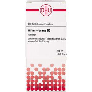 AMMI VISNAGA D 3 Tabletten
