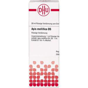 APIS MELLIFICA D 5 Dilution