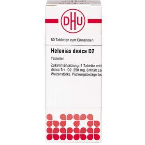 HELONIAS DIOICA D 2 Tabletten