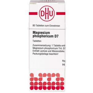 MAGNESIUM PHOSPHORICUM D 7 Tabletten