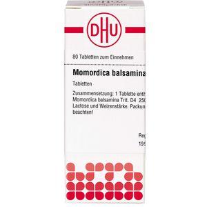 MOMORDICA BALSAMINA D 4 Tabletten