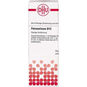 PETROSELINUM D 12 Dilution