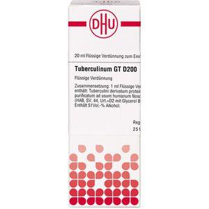TUBERCULINUM GT D 200 Dilution