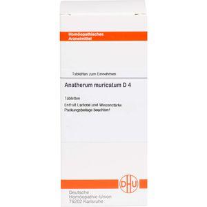 ANATHERUM muricatum D 4 Tabletten