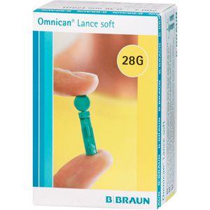 OMNICAN Lance soft Lanzetten
