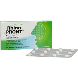 RHINOPRONT Kombi Tabletten