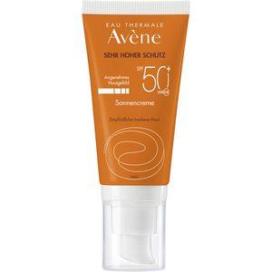 AVENE SunSitive Sonnencreme SPF 50+