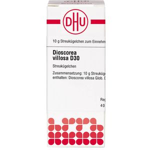DIOSCOREA VILLOSA D 30 Globuli