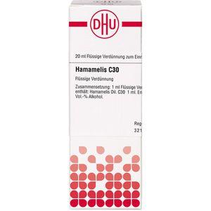 HAMAMELIS C 30 Dilution