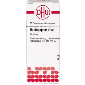HAPLOPAPPUS D 12 Tabletten