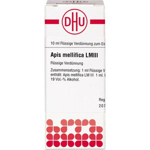 LM APIS mellifica III Dilution