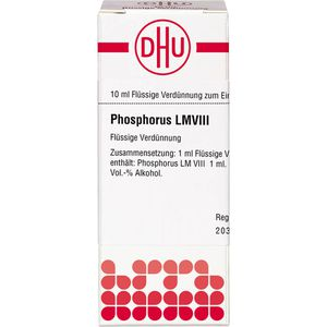LM PHOSPHORUS VIII Dilution