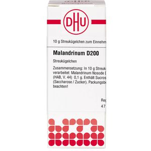 MALANDRINUM D 200 Globuli