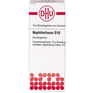 NAPHTHALINUM D 10 Globuli