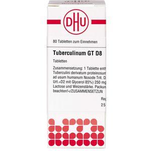 TUBERCULINUM GT D 8 Tabletten