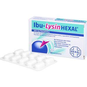 IBU LYSIN HEXAL 684 mg Filmtabletten