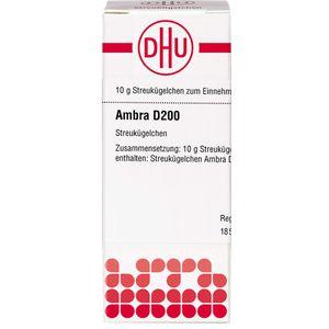 AMBRA D 200 Globuli