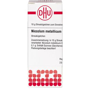 NICCOLUM METALLICUM C 30 Globuli