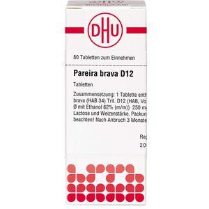 PAREIRA BRAVA D 12 Tabletten