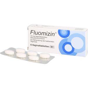 FLUOMIZIN 10 mg Vaginaltabletten