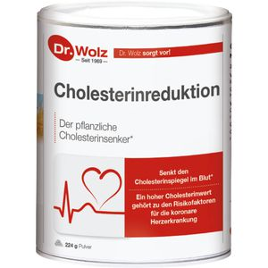 CHOLESTERINREDUKTION Dr.Wolz Pulver