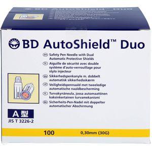 BD AUTOSHIELD Duo Sicherheits Pen Nadel 8 mm