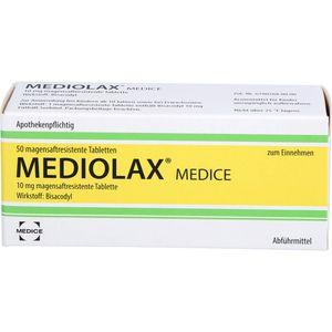 MEDIOLAX Medice magensaftresistente Tabletten