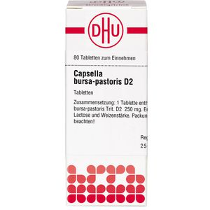 CAPSELLA BURSA pastoris D 2 Tabletten