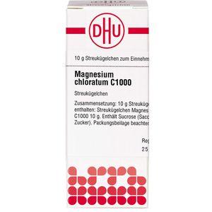 MAGNESIUM CHLORATUM C 1000 Globuli