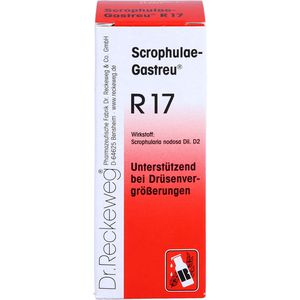 SCROPHULAE-Gastreu R17 Mischung