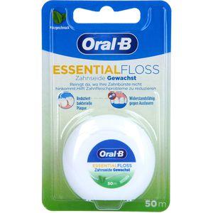 ORAL B Zahnseide gewachst mint 50 m