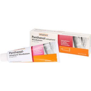 PANTHENOL-ratiopharm Wundbalsam