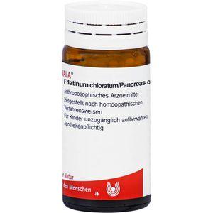 PLATINUM CHLORATUM/PANCREAS comp.Globuli