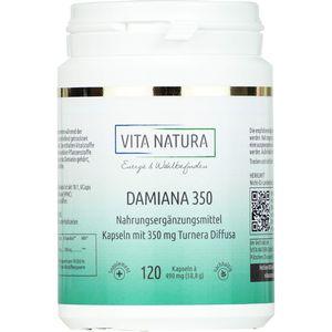 DAMIANA 350 mg Kapseln