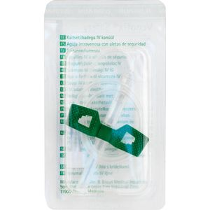 VENOFIX Safety Venenpunkt.21 G 0,8x19 mm 30 cm EU